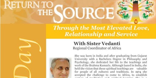 BK Retreat with Vedantiben