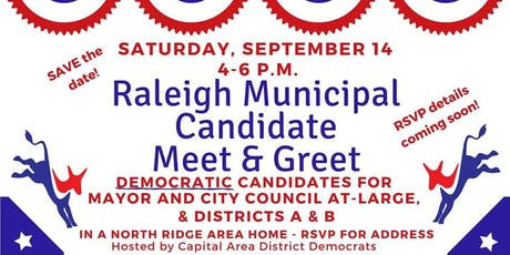 North Raleigh Municipal Candidate Meet-and-Greet tickets