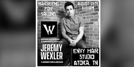 Barbering for Salons tickets