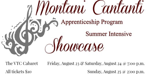 MCAP Summer Showcase at The VTC Cabaret
