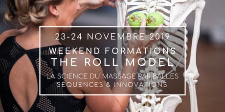 Weekend de formations The Roll Model® - Lévis, Québec tickets