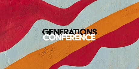 Generations Conference 2020 tickets