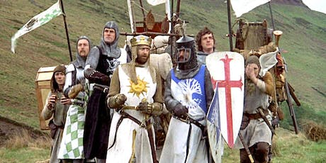 Monty Python and the Holy Grail tickets