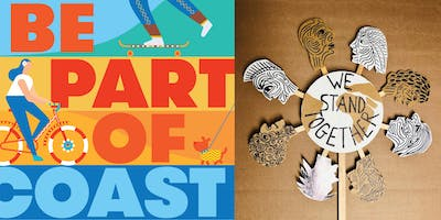 COAST Workshop: What's your Sign? Sign Making with Artist Marianne Sadowski
