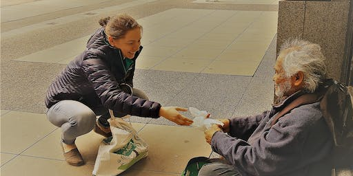 One-Day Training & Outreach with Catholic Street Missionaries (Age 19-39) Sep 22