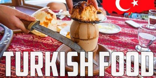 Turkish food Festival N.Y.