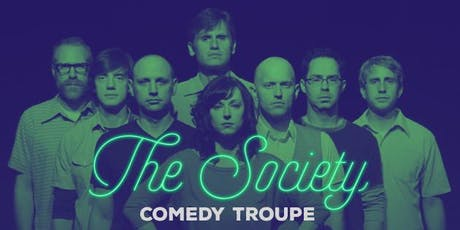 The Society Comedy Troupe - A Night of Laughter - September tickets