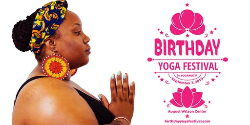 Birthday Yoga Festival