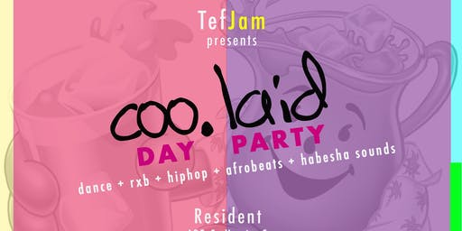 coo.laid - The Day Party