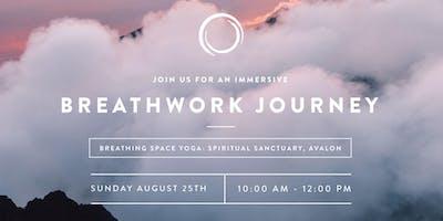 An immersive Breathwork experience - Avalon