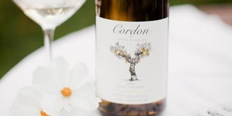 From Vine to Vine:  Cordon Winemaker Dinner with Etienne Terlinden tickets