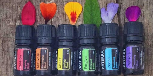 Using doTERRA for Emotional Benefit - Online Event