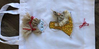 Вышивка и аппликация для детей от 6 лет, 8 уроков