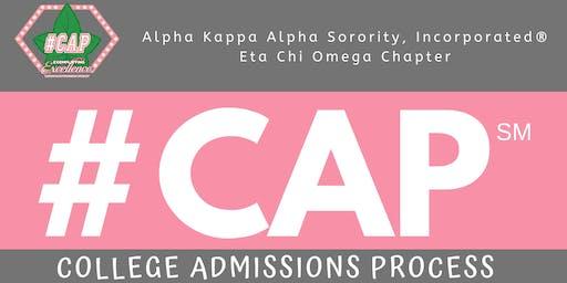 Alpha Kappa Alpha Sorority, Inc. - Eta Chi Omega Chapter #CAP Informational