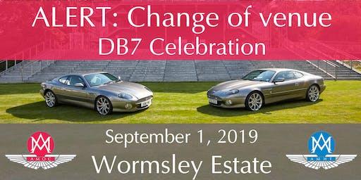 Aston Martin DB7 25th Anniversary Celebration