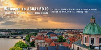 2019 2nd International Joint Conference on Robotics and Artificial Intelligence(JCRAI 2019)
