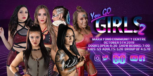 Wrestling GO: You Go Girls 2