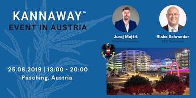 KANNAWAY EVENT in AUSTRIA