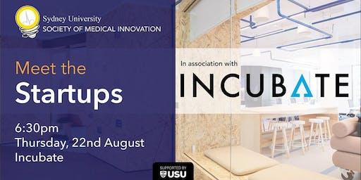 SUSMI presents: Meet the Startups