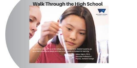 Walk Through the High School tickets