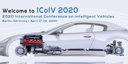 2020 International Conference on Intelligent Vehicles (ICoIV 2020)