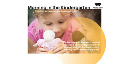Morning in the Kindergarten