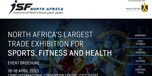 International Sports & Fitness (ISF) North Africa