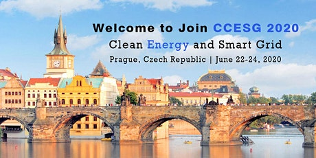 2020 3rd International Joint Conference on Clean Energy and Smart Grid(CCESG 2020) billets