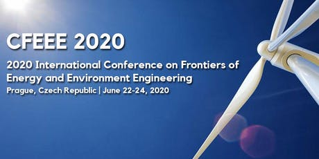 2020 International Conference on Frontiers of Energy and Environment Engineering (CFEEE 2020) tickets