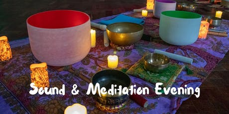 Sound & Meditation Evening tickets