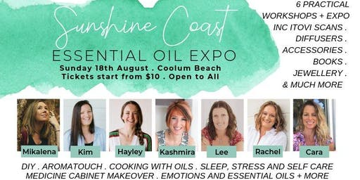 Sunshine Coast Essential Oil Expo