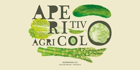 Aperitivo Agricolo - 12/18 AGO biglietti