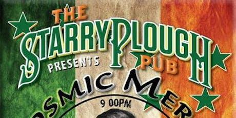 Liquid Green, Senor Bangkok, Cosmic Mercy @ The Starry Plough Pub tickets
