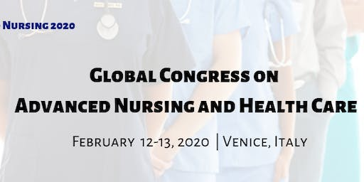 International summit on Advanced Nursing and Health Care