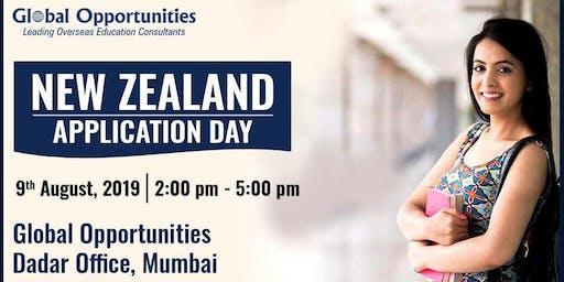 New Zealand Application Day - Mumbai