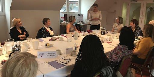 Women In Business Network - Cambridge West Bourn -August