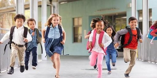 Thriving Preppies 2020 - School Readiness 1,2,3