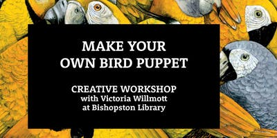 Bird Puppet Workshop