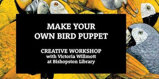 Bird Puppet Workshop