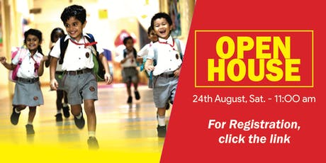 An Open House (For Session 2020-21) tickets