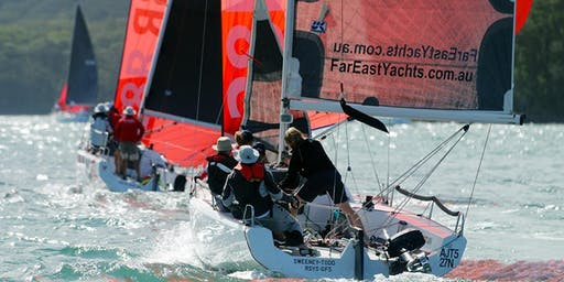 Performance Racing - Div Yachts Round the Cans