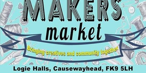 The Makers August Market