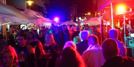 """Fr,30.08.19 Wanderdate """"Nacht der Sinne in Groß-Gerau für 40+"""" Tickets"""