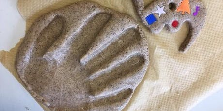 Sand Dough Workshop tickets