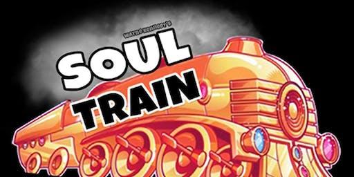 Soul Train Photoshoot