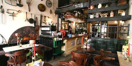 Live coffeehouse Jazz brunch tickets