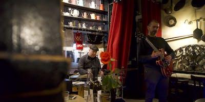 Live Jazz Legends: Sebastiaan de Krom & friends
