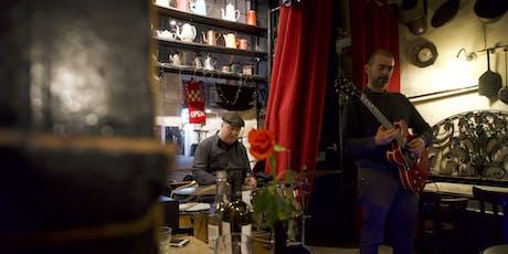 Live Jazz Legends: Sebastiaan de Krom & friends tickets
