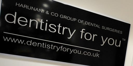DentistryForYou CPD Training Day September 7th 2019