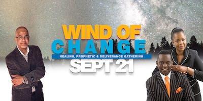Wind of Change Banbury